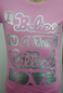 Wholesale Girls Tops & T-Shirts - Wholesale Ex Chainstore Girls Believe Print T-Shirt Top - Girls Wholesale Clothing